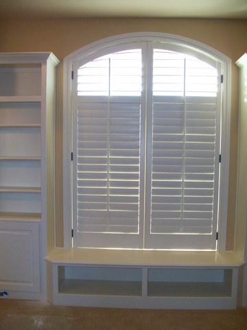 How to install interior shutters for Installing casement windows