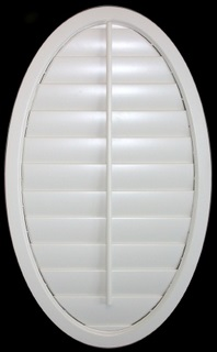 oval window treatments half circle oval shutter with horizontal louvers kirtz hardwood shutters for windows custom