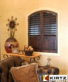 Tuscan Inspired Shutter By Kirtz Shutters