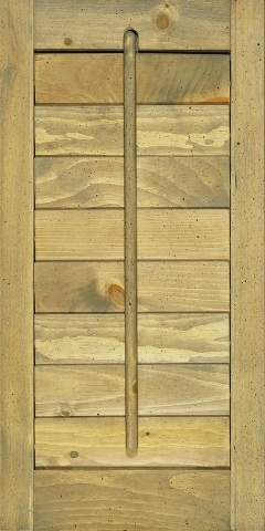 Knotty Pine Kirtz Shutters Custom Plantation Shutters